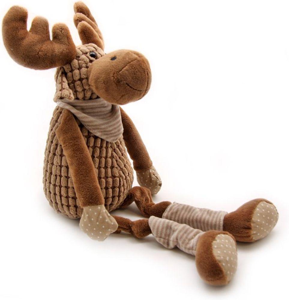 Magic Bear Toys Мягкая игрушка Лось Джеймс длинные ноги 28 см13304/11