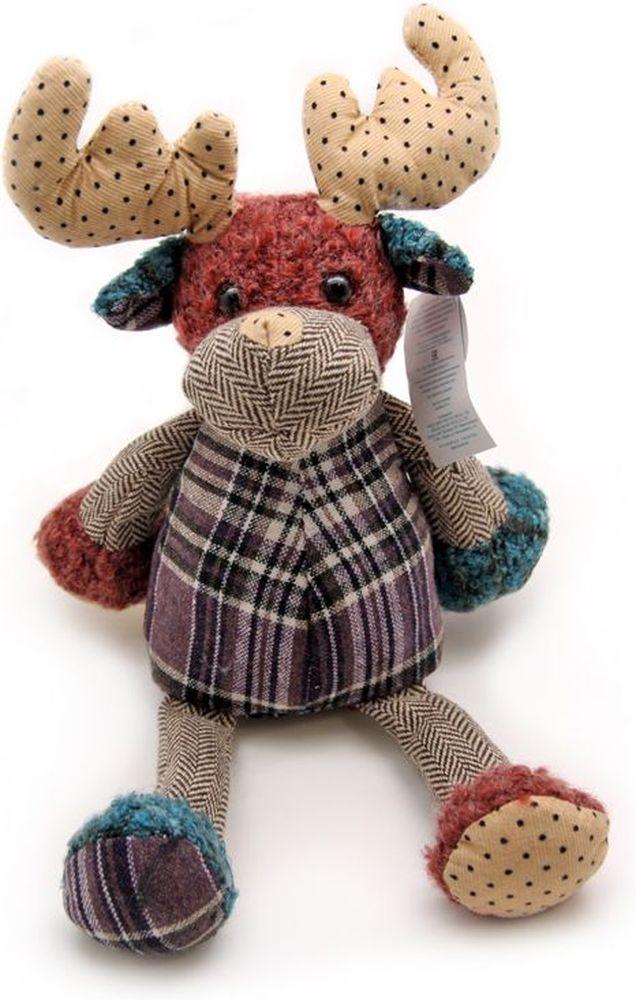 Magic Bear Toys Мягкая игрушка Лось Сэм 21 см13223-1/8