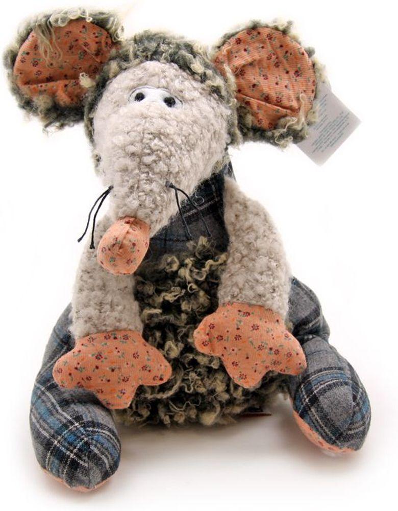 Magic Bear Toys Мягкая игрушка Мышка Томас 27 см60686B/10,5