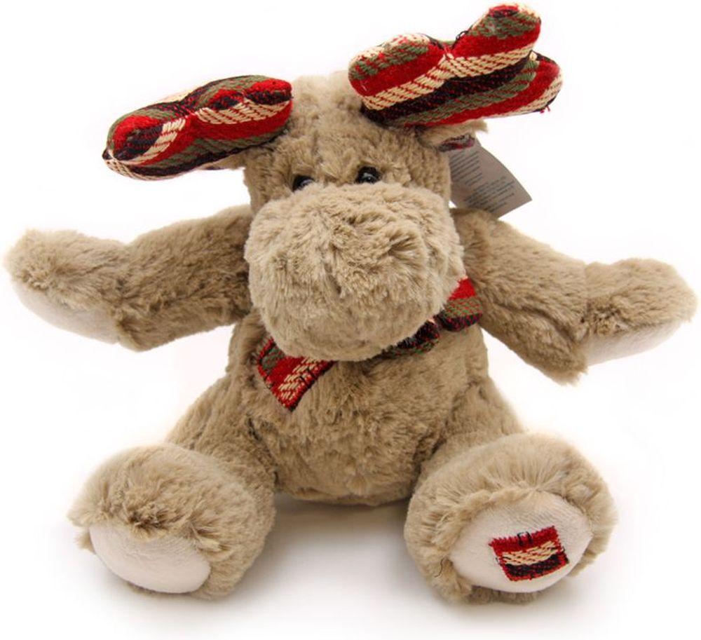 Magic Bear Toys Мягкая игрушка Северный олень Джек 22 см60704A/8.5
