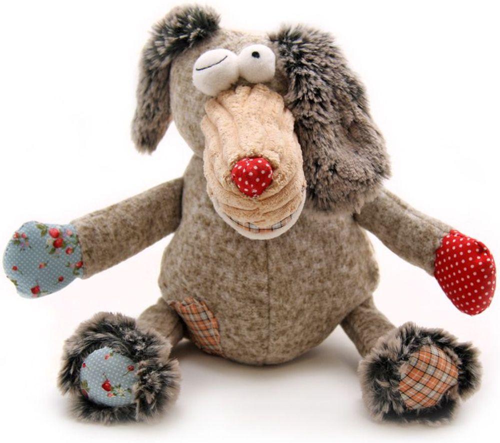 Magic Bear Toys Мягкая игрушка Собака Джонни 21 смF889/8