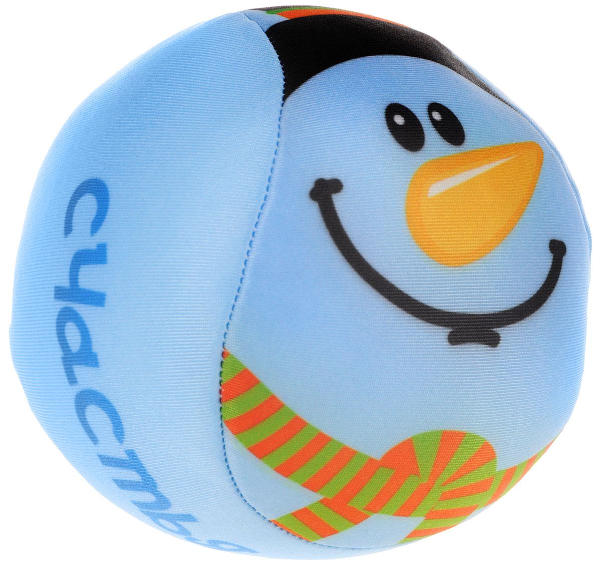 Home Queen Мягкая игрушка-антистресс Снеговик 10 см68088_голубойМягкая игрушка-антистресс Home Queen Снеговик - это не только антистресс, но и оригинальная игрушка для вашего малыша. Она пластичная, приятная на ощупь. Чехол из трикотажной ткани оформлен забавной рожицей снеговика. Внутри - антистрессовый полистироловый наполнитель. Игрушка с мягкой пластичной структурой и ярким цветом станет прекрасным подарком как ребенку, так и взрослому.