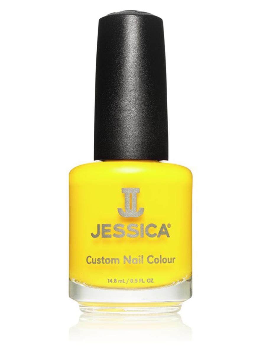 Jessica Лак для ногтей №788 Yellow Lightening 14,8 млUPC 788Лаки JESSICA содержат витамины A, Д и Е, обеспечивают дополнительную защиту ногтей и усиливают терапевтическое воздействие базовых средств и средств-корректоров.