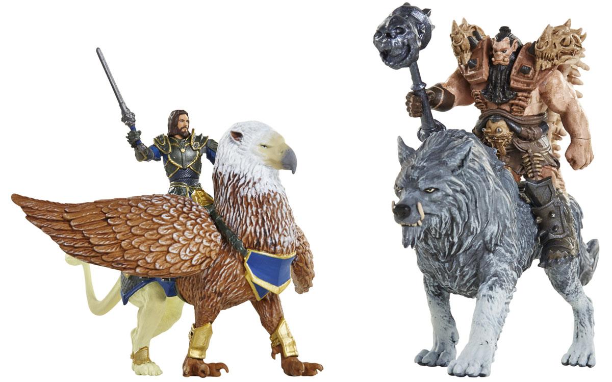 Warcraft. Набор фигурок Battle in a Box