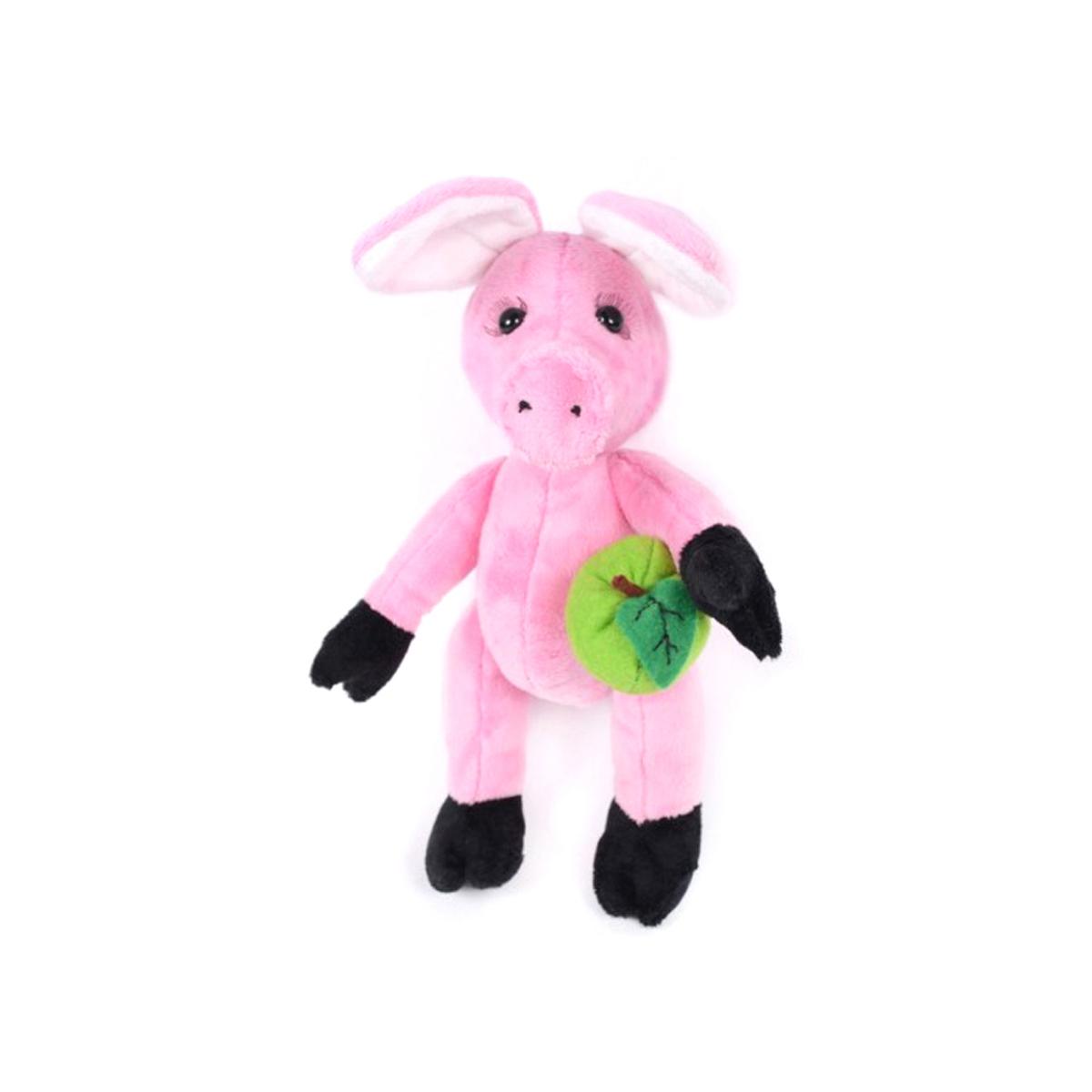 Набор для шитья игрушек Мехомания Розовая свинка, 25 см. ММ-010484785Набор Мехомания содержит необходимые материалы для изготовления игрушки из меха: - материалы для шитья: мех, подвижные крепления, глазки, ресницы, шерсть для вышивки носа. Ткань, подвеска или кружево для аксессуара. - выкройка и раскладка. - подробный мастер-класс с пошаговой инструкцией по шитью игрушки. - выкройка и мастер-класс для аксессуаров. Дополнительно потребуется: наполнитель, нитки, иголка.