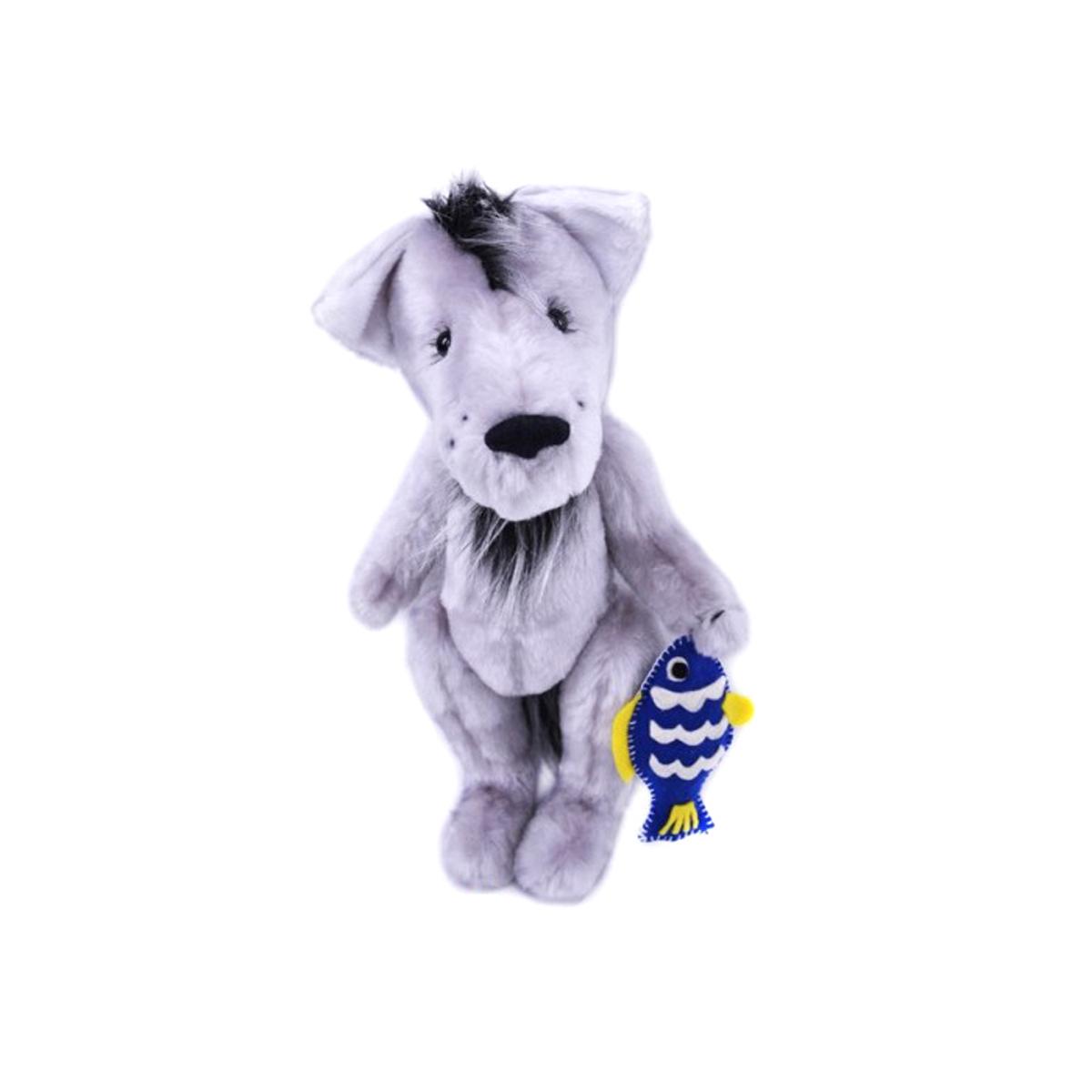 Набор для шитья игрушек Мехомания Грустный волк, 35 см. ММ-025582456Набор Мехомания содержит необходимые материалы для изготовления игрушки из меха: - материалы для шитья: мех, подвижные крепления, глазки, ресницы, шерсть для вышивки носа. Ткань, подвеска или кружево для аксессуара. - выкройка и раскладка. - подробный мастер-класс с пошаговой инструкцией по шитью игрушки. - выкройка и мастер-класс для аксессуаров. Дополнительно потребуется: наполнитель, нитки, иголка.