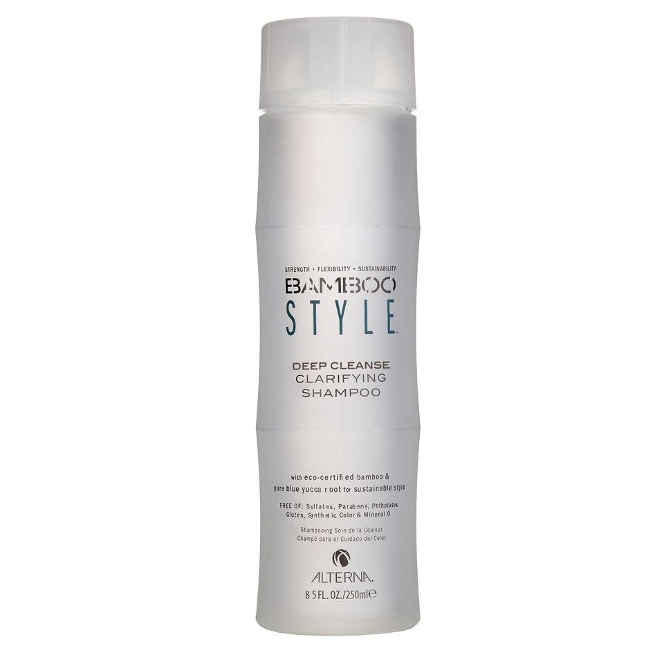 Alterna Шампунь Глубокое очищение Deep Cleanse Clarifying Shampoo — 250 мл40716Шампунь Глубокое очищение (Deep Cleanse Clarifying Shampoo) способствует мягкой и профессиональной очистке не только кожи головы, а ещё и отдельно каждого волоска. Преимуществом средства есть то, что оно легко смывается водой, не оставляя после себя белых следов. Благодаря регулярному использованию этого шампуня волосы обретают сиу и здоровый блеск. Уже на второй раз после использования восстанавливается липидный баланс и укрепляется каждый волос. Состоит этот шампунь из экологически чистых компонентов, которые собирались компанией, производящей продукцию на собственных плантациях. Шампунь подходит всем типам волос и эффективно воздействует именно на отдельные недостатки: сухость, жирность, ломкость и другие.