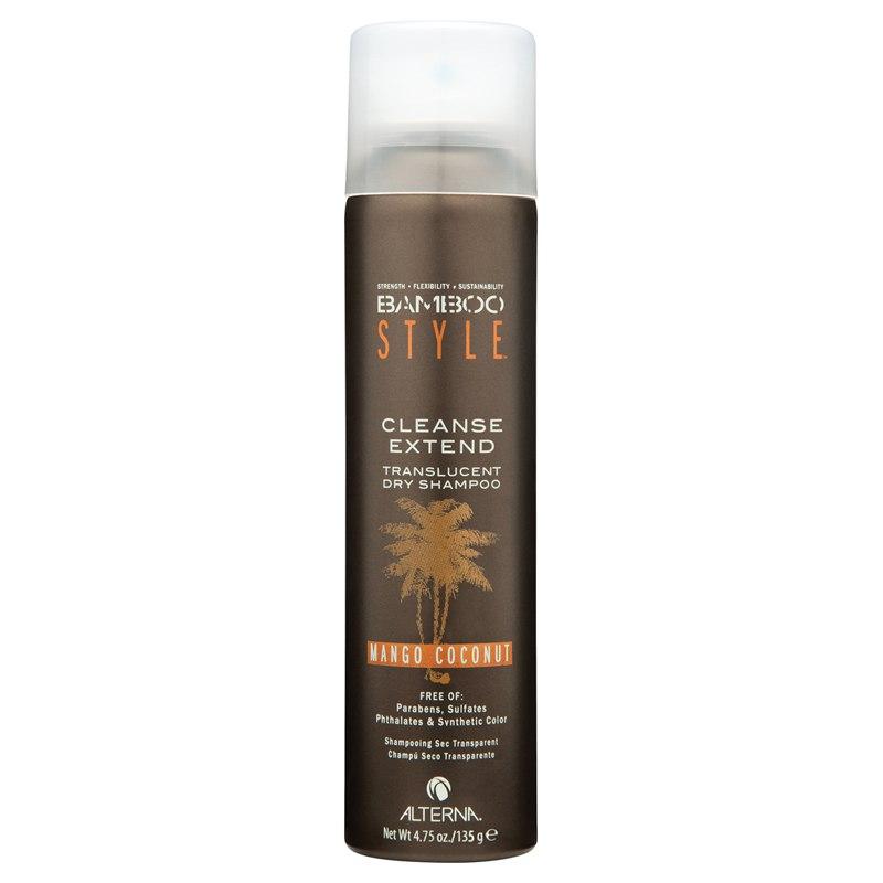 Alterna Сухой спрей-шампунь для свежести и объема с ароматом манго и кокоса Bamboo Style Cleanse Extend Mango Coconut - 150 мл