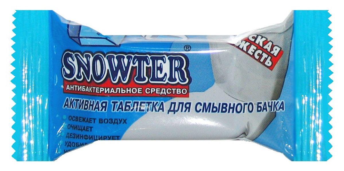Таблетка активная для смывного бачка Snowter