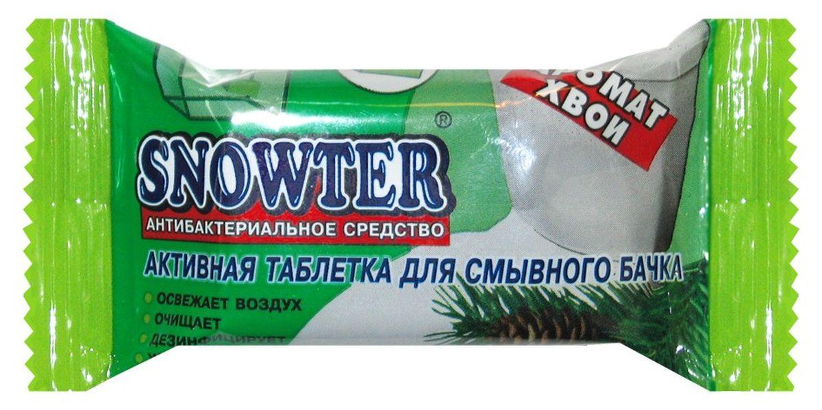 Таблетка для смывного бачка Snowter Хвоя, 50 г4602083001156Таблетка Snowter Хвоя обеспечивает чистоту и свежесть в течении длительного времени. Вода со свежим запахом и активно действующей пеной эффективно очищает и дезинфицирует унитаз в труднодоступных местах, препятствуя образованию различных загрязнений и солевых отложений на его поверхности. Состав: анионактивные поверхностно-активные вещества, антибактериальные вещества, ароматизатор, краситель. Товар сертифицирован.