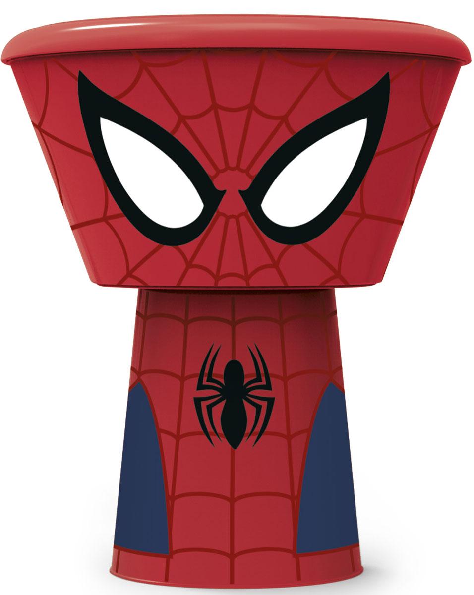 Stor Набор детской посуды Человек-паук 3 предмета59477Набор детской посуды Stor Человек-паук - выполнен из пищевого пластика, оформлен с изображением любимых героев.