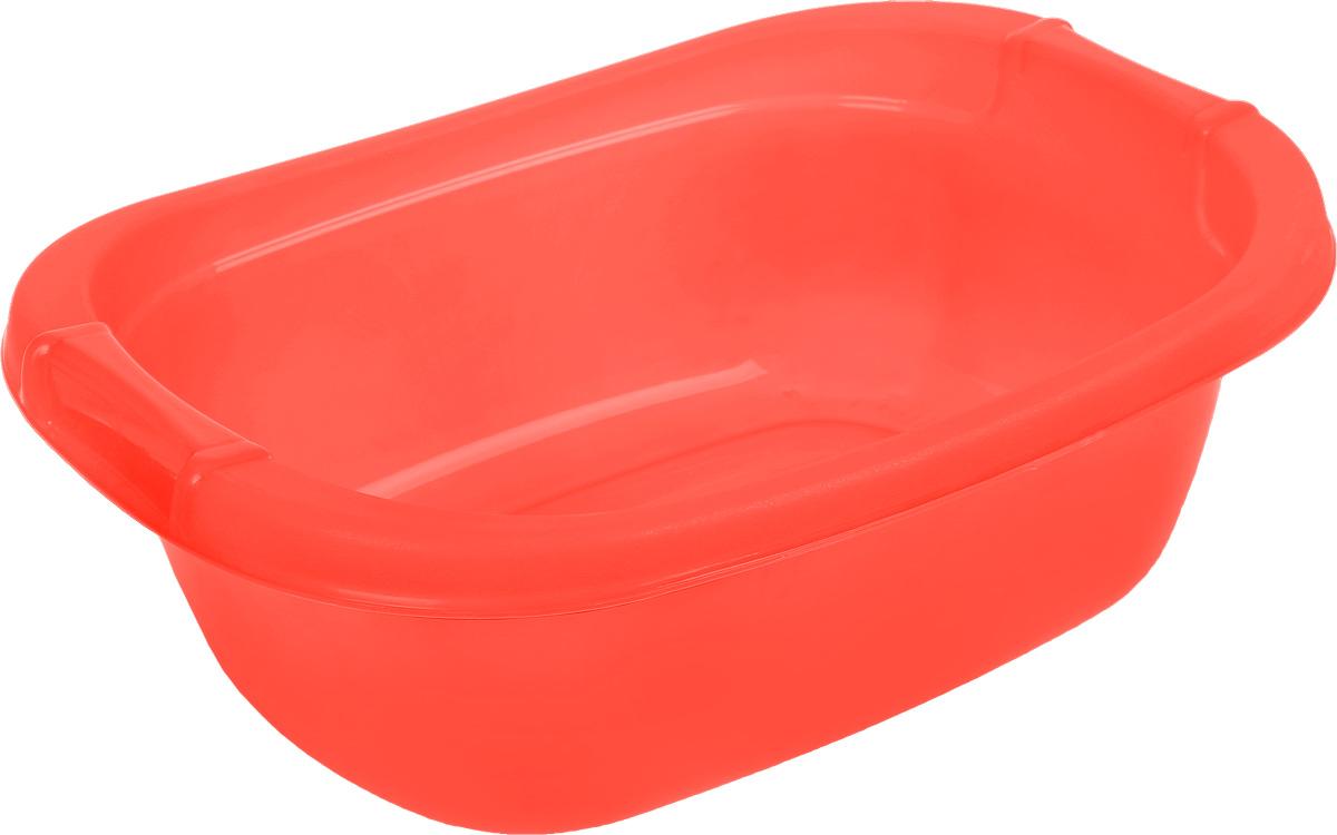 Таз Dunya Plastik, цвет: коралловый, 25 л5602_коралловыйОвальный таз Dunya Plastik выполнен из прочного пластика. Он предназначен для стирки и хранения разных вещей. По бокам имеются углубления, которые обеспечивают удобный хват. Таз пригодится в любом хозяйстве.