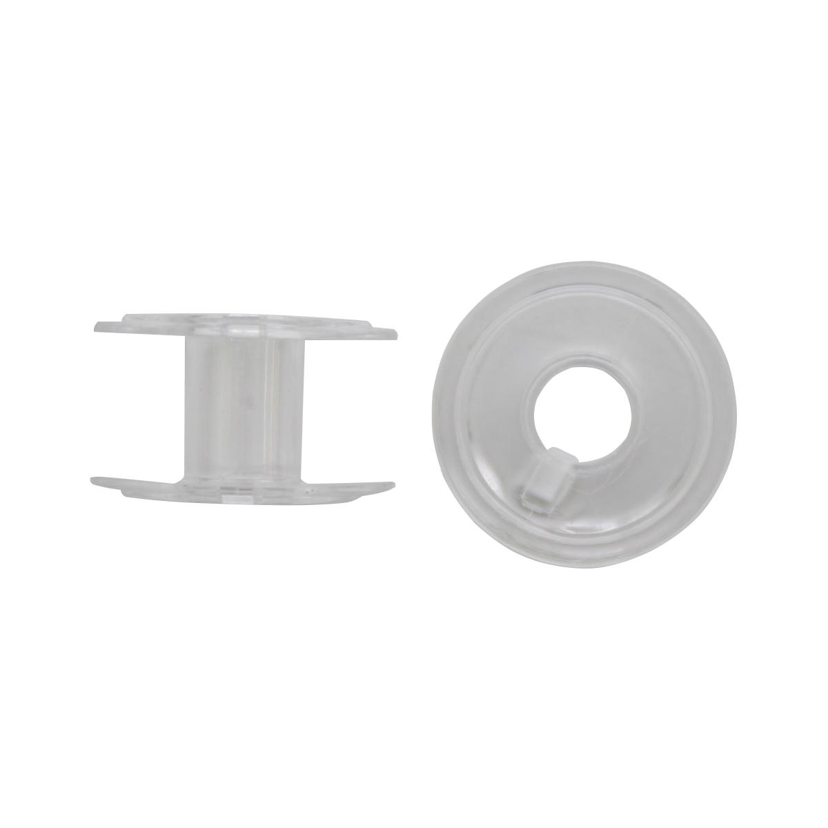 Bestex Шпулька пластиковая ТВ-В01, 0350-0000, прозрачная, 10 шт163012