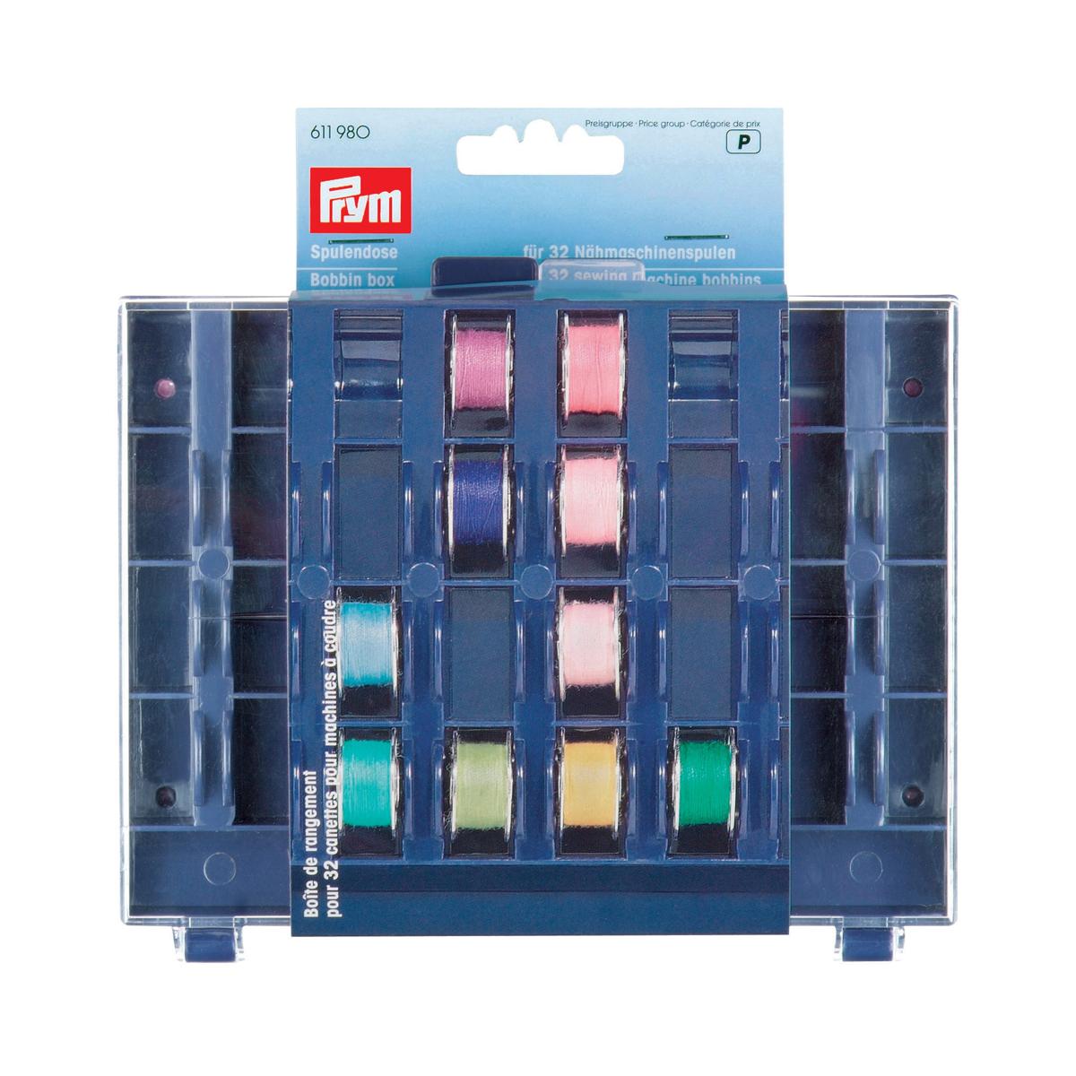 611980 Коробка для шпулек Prym193053