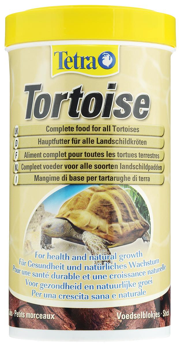 Корм Tetra Tortoise для сухопутных черепах, 500 мл (100 г)149519Корм Tetra Tortoise – основной корм для сухопутных черепах. Кормовая смесь представляет собой полноценный сбалансированный рацион, содержащий в своем составе необходимые для рептилий питательные вещества и способствующий здоровому развитию и интенсивному росту рептилий. Комплекс витаминов и минералов укрепляет иммунитет, а оптимально подобранное сочетание протеинов, балластных веществ, кальция и фосфора укрепляет кости и панцирь питомца. Корм идеален для содержания рептилий любого возраста. Рекомендации по кормлению: кормить несколько раз в день небольшими порциями. Товар сертифицирован.