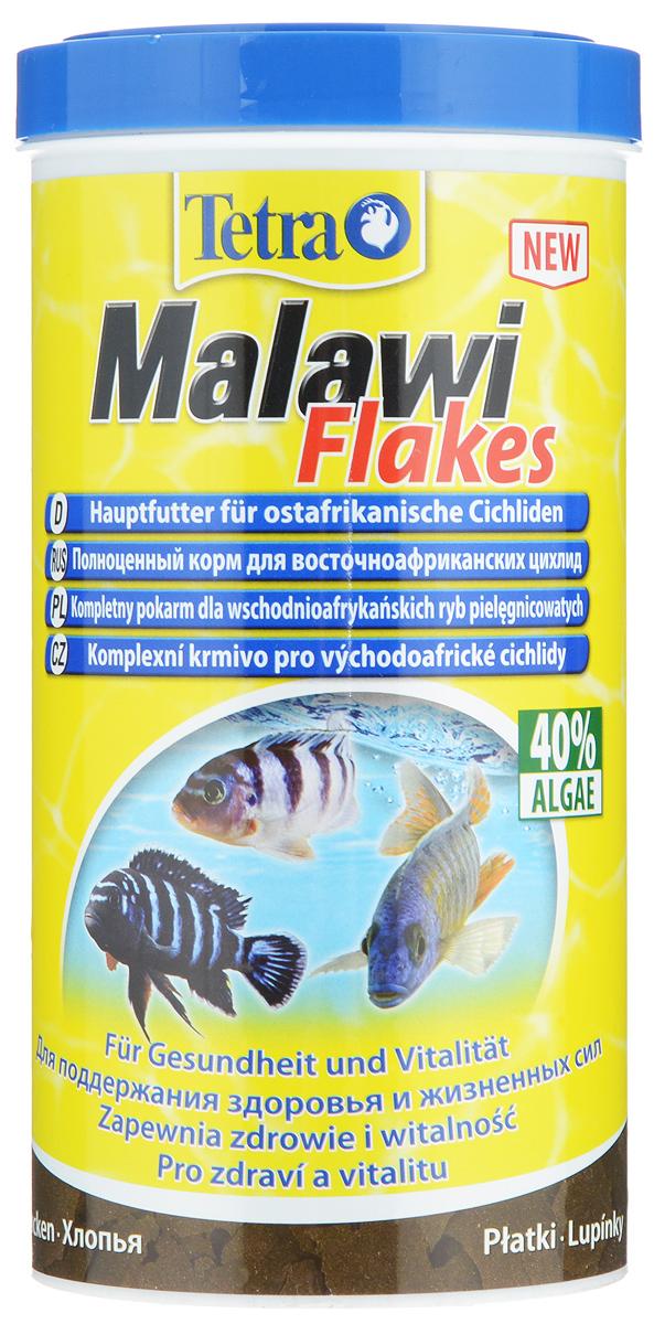 Корм для травоядных цихлид Tetra Malawi. Flakes, с водорослями, хлопья, 1 л (200 г)244177Корм для растительноядных рыб Tetra Malawi. Flakes - высококачественный сбалансированный питательный корм, который предназначен для кормления всех травоядных цихлид, особенно малавийских цихлид группы мбуна. Выведенная учеными формула содержит специально сбалансированную смесь из водорослей, таких как спирулина (20%), нори (17%) и хлорелла (3%). Корм богат высококачественными протеинами и другими питательными веществами, позволяет удовлетворить пищевые потребности рыб, питающихся водорослями. Улучшает пищеварение и придает жизненные силы. Состав: водоросли (спирулина 20%, нори 17%, хлорелла 3%), рыба и побочные рыбные продукты, зерновые культуры, моллюски и раки, экстракты растительного белка, масла и жиры, дрожжи. Аналитические компоненты: сырой белок 41%, сырые масла и жиры 6%, сырая клетчатка 2%, влага 8%. Добавки: витамины, провитамины и химические вещества с аналогичным воздействием: витамин А 17530 МЕ/кг, витамин Д3 1095 МЕ/кг, антиоксиданты....