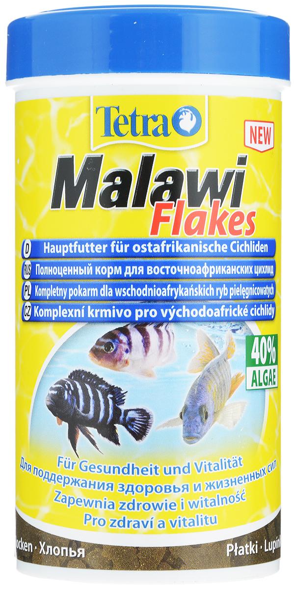 Корм для травоядных цихлид Tetra Malawi. Flakes, с водорослями, хлопья, 250 мл (93 г)255890Корм для травоядных цихлид Tetra Malawi. Flakes - высококачественный сбалансированный питательный корм, который предназначен для кормления всех травоядных цихлид, особенно малавийских цихлид группы мбуна. Выведенная учеными формула содержит специально сбалансированную смесь из водорослей, таких как спирулина (20%), нори (17%) и хлорелла (3%). Корм богат высококачественными протеинами и другими питательными веществами, позволяет удовлетворить пищевые потребности рыб, питающихся водорослями. Улучшает пищеварение и придает жизненные силы. Кормить несколько раз в день небольшими порциями. Состав: водоросли (спирулина 20%, нори 17%, хлорелла 3%), рыба и побочные рыбные продукты, зерновые культуры, моллюски и раки, экстракты растительного белка, масла и жиры, дрожжи. Аналитические компоненты: сырой белок 41%, сырые масла и жиры 6%, сырая клетчатка 2%, влага 8%. Добавки: витамины, провитамины и химические вещества с аналогичным воздействием:...