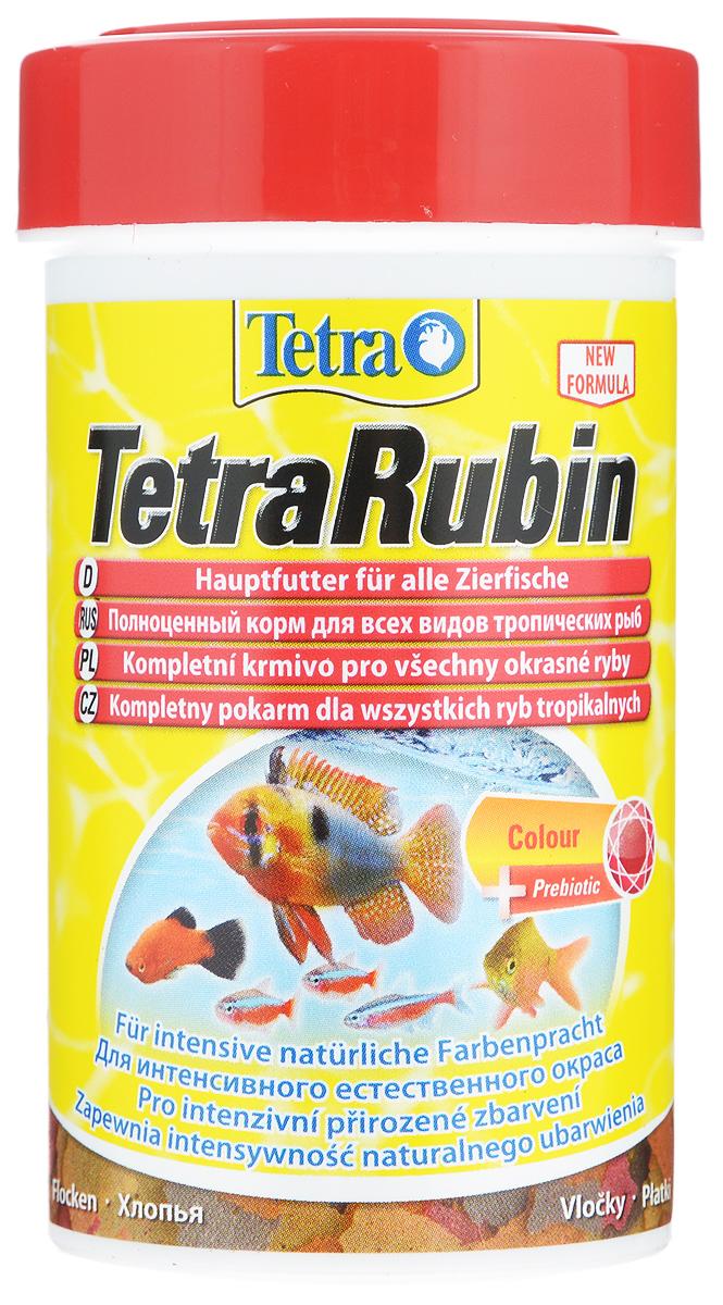 Корм Tetra TetraRubin для улучшения окраса всех видов тропических рыб, 100 мл (20 г)139831Корм Tetra TetraRubin - биологически сбалансированный корм в виде хлопьев с натуральными добавками для усиления естественной окраски рыб. Высокое содержание усилителей естественного цвета и специальных ингредиентов обеспечивает красивый окрас для всех красных, оранжевых и желтых тропических рыб. Эффект усиления цвета заметен уже через две недели кормления. Корм содержит полноценный сбалансированный комплекс витаминов, питательных веществ и микроэлементов. Запатентованная БиоАктив-формула поддерживает работоспособность иммунной системы, обеспечивая высокую продолжительность жизни. Стабилизированный витамин С обеспечивает повышенную устойчивость организма рыбы к болезням, ускоряет рост и устраняет симптомы болезней, связанных с недоеданием. Кормить несколько раз в день небольшими порциями. Состав: рыба и побочные рыбные продукты, зерновые культуры, дрожжи, экстракты растительного белка, моллюски и раки, масла и жиры, сахар (олигофруктоза 0,9%),...