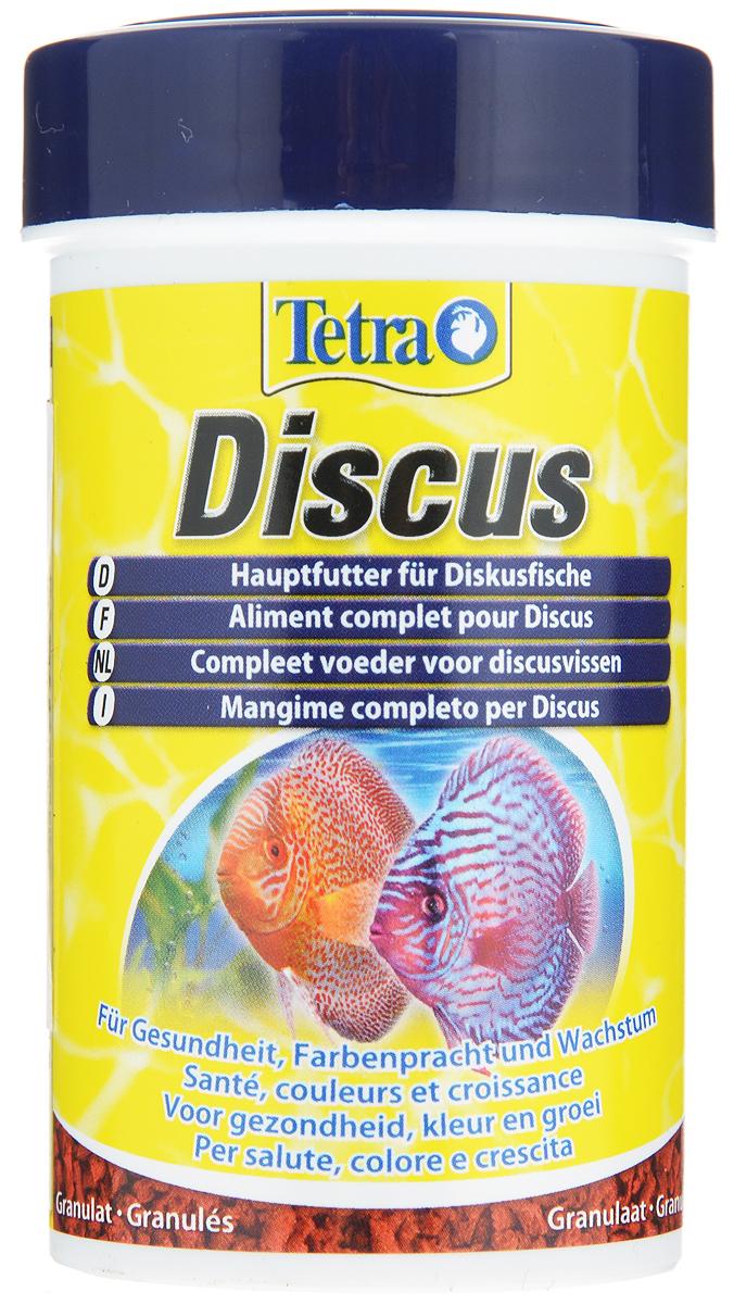 Корм сухой Tetra Discus для дискусов, гранулы, 100 мл (30 г)745179Корм Tetra Discus - основной корм для дискусов в гранулах. Идеальный корм, полностью соответствующий своим цветом, составом и формой специфическим потребностям дискусов. Особенности: - Содержит полноценный сбалансированный комплекс витаминов, питательных веществ и микроэлементов. - Медленно опускается на дно аквариума, что способствует его немедленному поеданию рыбами. - Полное отсутствие опасности заражения болезнями, что возможно при использовании замороженного корма. - Усиливает натуральную окраску, жизненную энергию рыб и сопротивляемость болезням. - Содержание стабилизированного витамина С обеспечивает повышенную устойчивость организма рыбы к болезням, ускоряет рост и устраняет симптомы болезней, связанных с недоеданием. Кормить несколько раз в день небольшими порциями. Состав: зерновые культуры, экстракты растительного белка, рыба и побочные рыбные продукты, дрожжи, моллюски и раки,водоросли, масла...