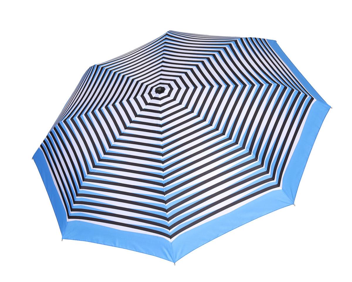 Зонт женский Fabretti, автомат, 3 сложения, цвет: мультиколор. L-16102-6L-16102-6Зонт женский Fabretti, облегченный суперавтомат, 3 сложения.Эффектный зонт, выполненный из качественного материала и украшенный стильным контрастным рисунком. Надежно защитит Вас от непогоды.