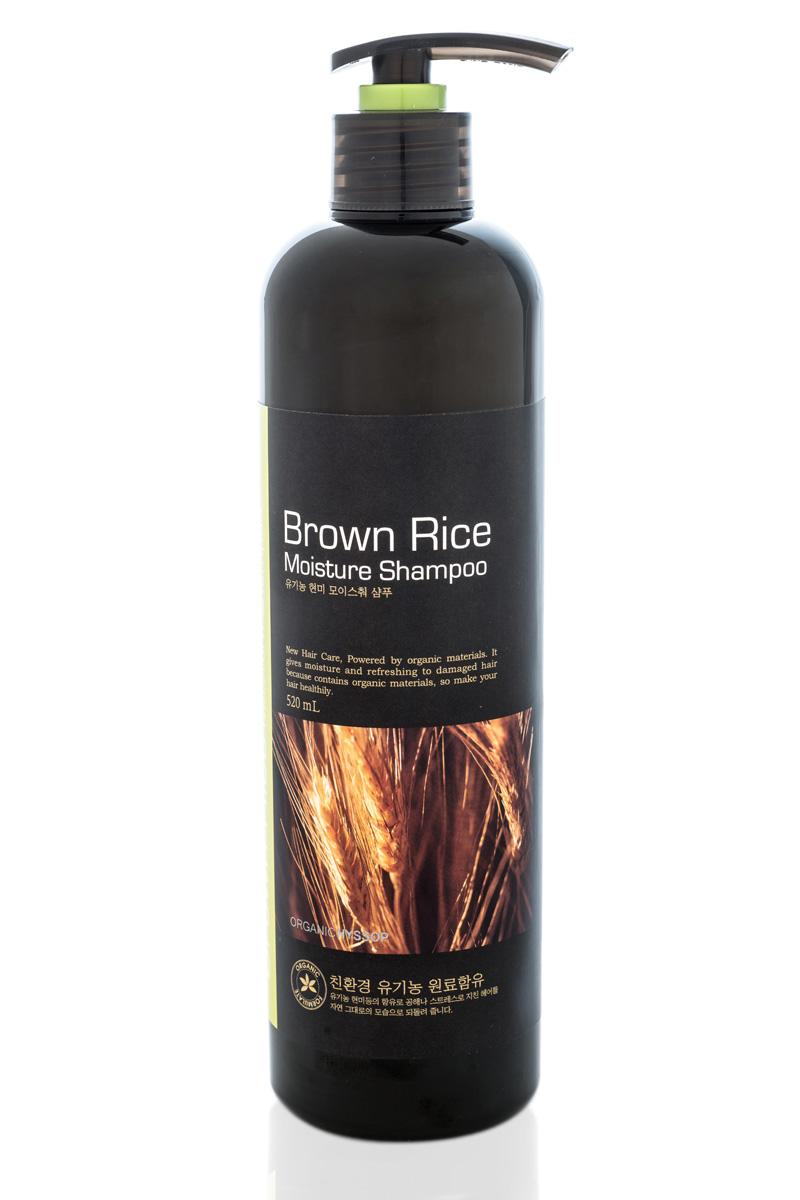 Brown Rice Шампунь увлажняющий Hyssop Moisture, 520 мл8809038599874Экстракты натурального шелка и органические ингредиенты защищают волосы от вредного воздействия окружающей среды , делая их мягкими и сияющими. Насыщенная формула и консистенция шампуня позволяет получить дополнительный эффект при обычном его использовании. Предохраняет от появления перхоти, обладает антивоспалительным и антибактериальным эффектом. Экстракт темного риса омолаживает волосы, улучшает метаболизм и циркуляцию крови. Предотвращает выпадение волос благодаря эффекту улучшения циркуляции крови. Увеличивает рост волос, обладает увлажняющим эффектом. На основе органического масла отрубей коричневого риса и масла лемонграса. БЕЗ ПАРАБЕНОВ И SLS. Усиливает кровообращение, устраняет перхоть, зуд кожи головы, увлажняет, питает и защищает волосы от ежедневных стрессов.