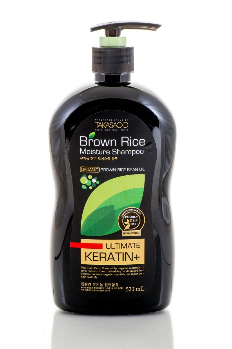 Brown Rice Шампунь увлажняющий Moisture Organic Bran Oil, 520 мл8809193040310Шампунь разработан для деликатного очищения и ухода за волосами любого типа. Органическое масло отрубей дикого риса и эфирное масло лемонграсса делают волосы мягкими и сияющими, защищает от вредного воздействия окружающей среды, обезвоживания и сухости. Совместно с креатином, они ухаживают за волосяным стержнем по всей длине, придают волосам дополнительный объем, эластичность и прочность. На основе органического масла отрубей коричневого риса и масла лемонграсса. БЕЗ ПАРАБЕНОВ И SLS. Усиливает кровообращение, устраняет перхоть, зуд кожи головы, увлажняет, питает и защищает волосы от ежедневных стрессов.