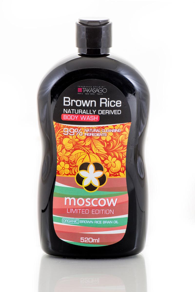 Brown Rice Гель для душа Moscow Naturally Derived, 520 мл8809193043588Гель для душа на натуральной основе разработан для деликатного очищения и увлажнения всех типов кожи. Комбинация из масла отрубей дикого риса, масла зародышей пшеницы, экстрактов листьев березы и брусники делают кожу мягкой, увлажненной и сияющей. Витамин Е поддерживает здоровье кожи, ее тонус и упругость. Аромакомпозиция TAKASAGO 45DG тонизирует организм, побуждает к активным действиям, помогает сконцентрироваться.