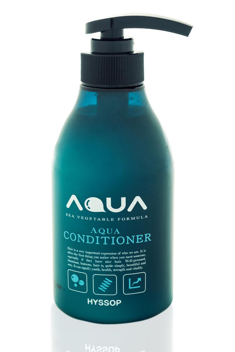Aqua Кондиционер питательный Hyssop, 400 мл8809291368002Кондиционер для волос на основе морских водорослей и минералов. Интенсивно увлажняет, питает и восстанавливает поврежденные кончики волос. Уменьшает интенсивность работы сальных желез у корней волос. Делает волосы мягкими, придает объем и эластичность. Наполняет волосы силой и сиянием. Предотвращает спутывание. На основе морских водорослей Chlorella, Spirulina, Anthocyanin и органического экстракта синего зверобоя (hyssop organic extract). Облегчает расчесывание и укладку. Стимулирует, увлажняет, питает и защищает волосы от ежедневных стрессов. Содержит 60 морских минералов. Кислотный pH (идеален для окрашенных волос).