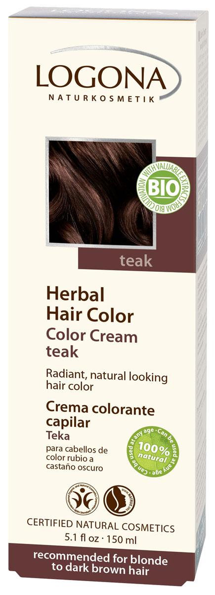 LOGONA Крем-краска для волос ТИК150 мл1120Уникальное сочетание исключительно природных растительных красителей и других питательных компонентов придадут вашим волосам яркий цвет, блеск, здоровый вид и объем. Цвет ТИК оптимально подходит для таких волос: средний блонд, темно-коричневый.