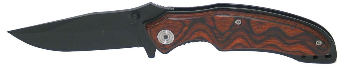 Нож Retki Trooper. 15231523Нож Retki Trooper снабжен фиксирующим лезвием и выполнен из высококачественной нержавеющей стали. В комплект с ножом входит нейлоновый чехол. Лезвие ножа выполнено с антибликовым покрытием. Длина ножа в сложенном виде: 115 мм. Общая длина ножа: 198.5 мм. Длина заточенной части клинка: 78 мм. Наибольшая ширина клинка: 26.7 мм. Толщина обуха: 3 мм Длина рукояти: 115,1 мм. Вес брутто: 170гр. Выбирая эту продукцию, остались довольны сотни тысяч клиентов - любители походов и туризма, участники экспедиций и военные специалисты. Попробуйте, и вам понравится!