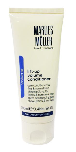 Marlies Moller Volume Кондиционер для придания объема волосам, 100 мл21600MMsИнтенсивный уход, кремовая легкая текстура. Формула с экстрактом хлопка и специальными полимерами для объема и превосходного ухода. «Волшебная формула» объема: специальный полимер создает эффект отталкивания. Легкая основа формулы обогащена экстрактом хлопка и полимерами, придающими объем прическе на долгое время. Волосы становятся послушными, легко расчесываются. Олигосахариды получают из пыльцы цветков хлопка укрепляют волосы и помогают поддержать эффект объема, защищают волосы от повреждений во время мытья, от горячего воздуха и укладки.