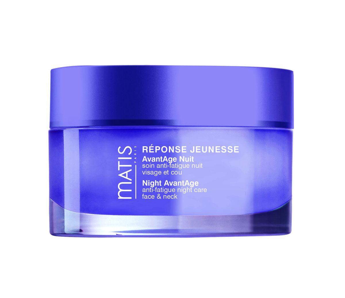 Matis Блеск Молодости Ночной крем предотвращающий старение кожи, 50 мл36492Уникальный ночной уход, который восстанавливает ресурсы кожи после перенесённой нагрузки в дневное время. Средство использует Ваш отдых ночью для стимулирования потенциала кожи и её естественных защитных функций, помогает бороться с признаками усталости и сохранить молодость кожи.
