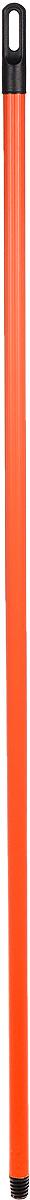 Рукоятка для щетки York, длина 120 см. 91029102_оранжевыйРукоятка York изготовлена из металла с пластиковым покрытием. Изделие оснащено специальным отверстием, которое позволит повесить его на крючок. Универсальная резьба подходит ко всем съемным швабрам-насадкам и щеткам. Длина рукоятки: 120 см. Диаметр: 2 см.