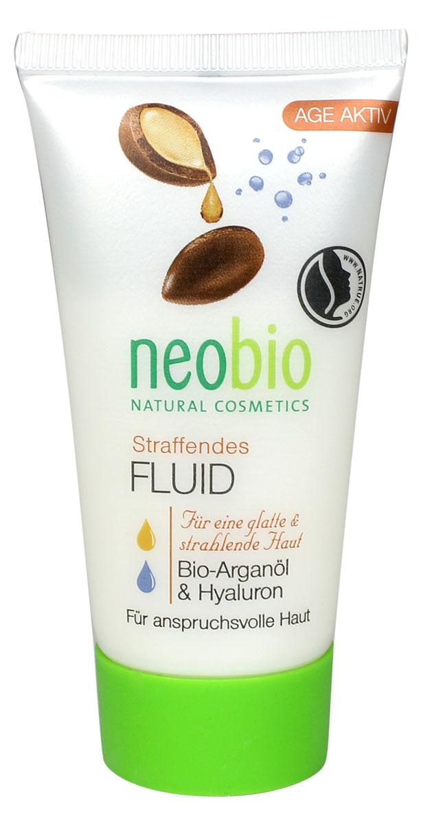 NEOBIO Разглаживающий Флюид для лица, 30 мл62327NEOBIO разглаживающий флюид для лица с био-аргановым маслом и гиалуроновой кислотой Для всех типов кожи. Подходит для чувствительной кожи Делает кожу более эластичной, возвращая ей гладкость и мягкость. Органическое аргановое масло интенсивно питает кожу. Проникая в глубокие слои эпидермиса, гиалуроновая кислота насыщает кожу влагой изнутри, визуально скрывая небольшие морщинки. Флюид интенсивно укрепляет и придает тонус вялой, атоничной коже