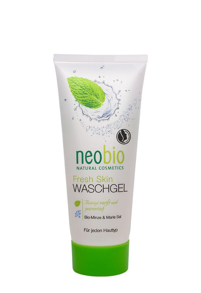 NEOBIO Fresh Skin Очищающий гель для лица, 100 мл62361