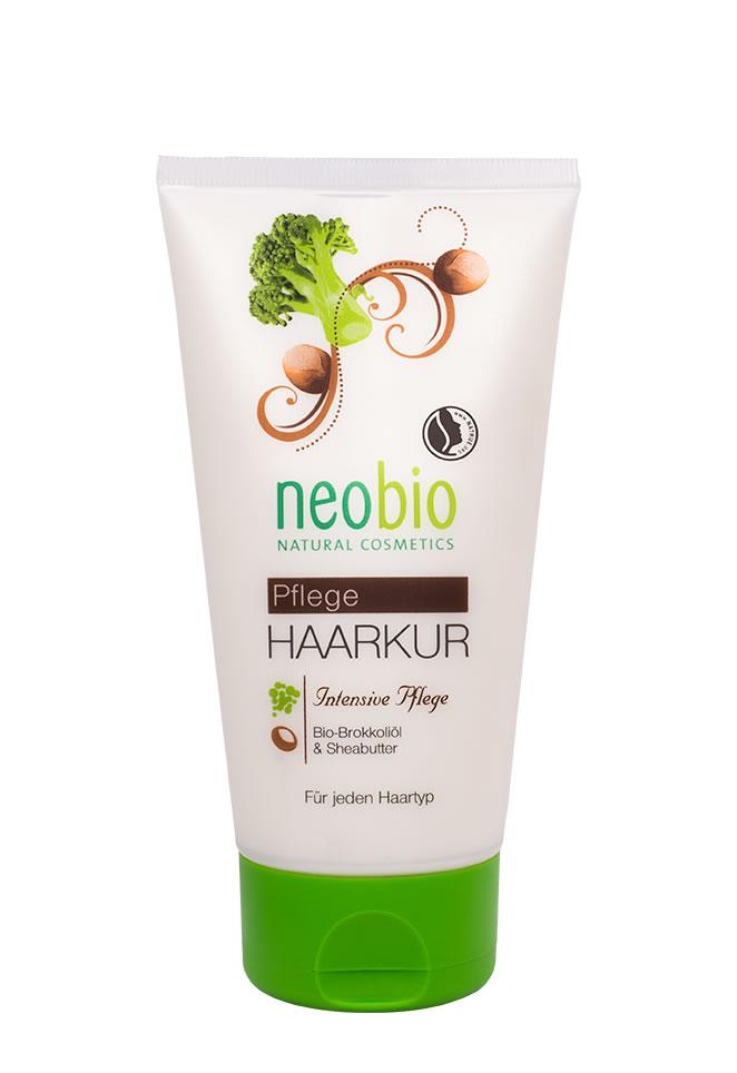 NEOBIO Маска для волос, 150 мл62382NEOBIO маска для волос, 150 мл с био-маслом брокколи и плодов дерева ши. Для всех типов волос Интенсивно питает и восстанавливает структуру волос. Насыщенная, сбалансированная текстура маски для волос с био-маслом брокколи и плодов дерева ши ухаживает за волосами и кожей головы, дарит волосам гладкость и шелковый блеск. В состав маски также входят био-масла сои, экстракты орхидеи и бамбука, укрепляющие волосы и делающие их послушнее. Рекомендуем использовать после применения шампуня NEOBIO.