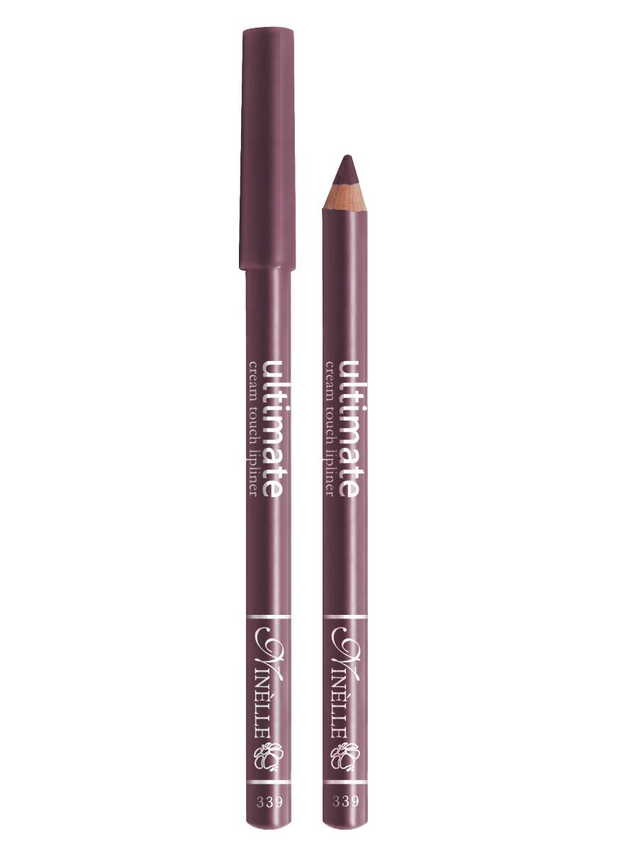 Ninelle Карандаш для губ Ultimate №339, 1,5 г1050N10759Мягкий карандаш для создания идеального контура губ. Контурный карандаш с приятной, кремовой текстурой обогащен маслами и восками, смягчающими и питающими губы. Карандаш очень долго держится на губах. Позволяет моделировать контур губ, повышает стойкость губной помады или блеска, может наноситься на всю поверхность губ вместо помады. Предотвращает растекание помады или блеска.