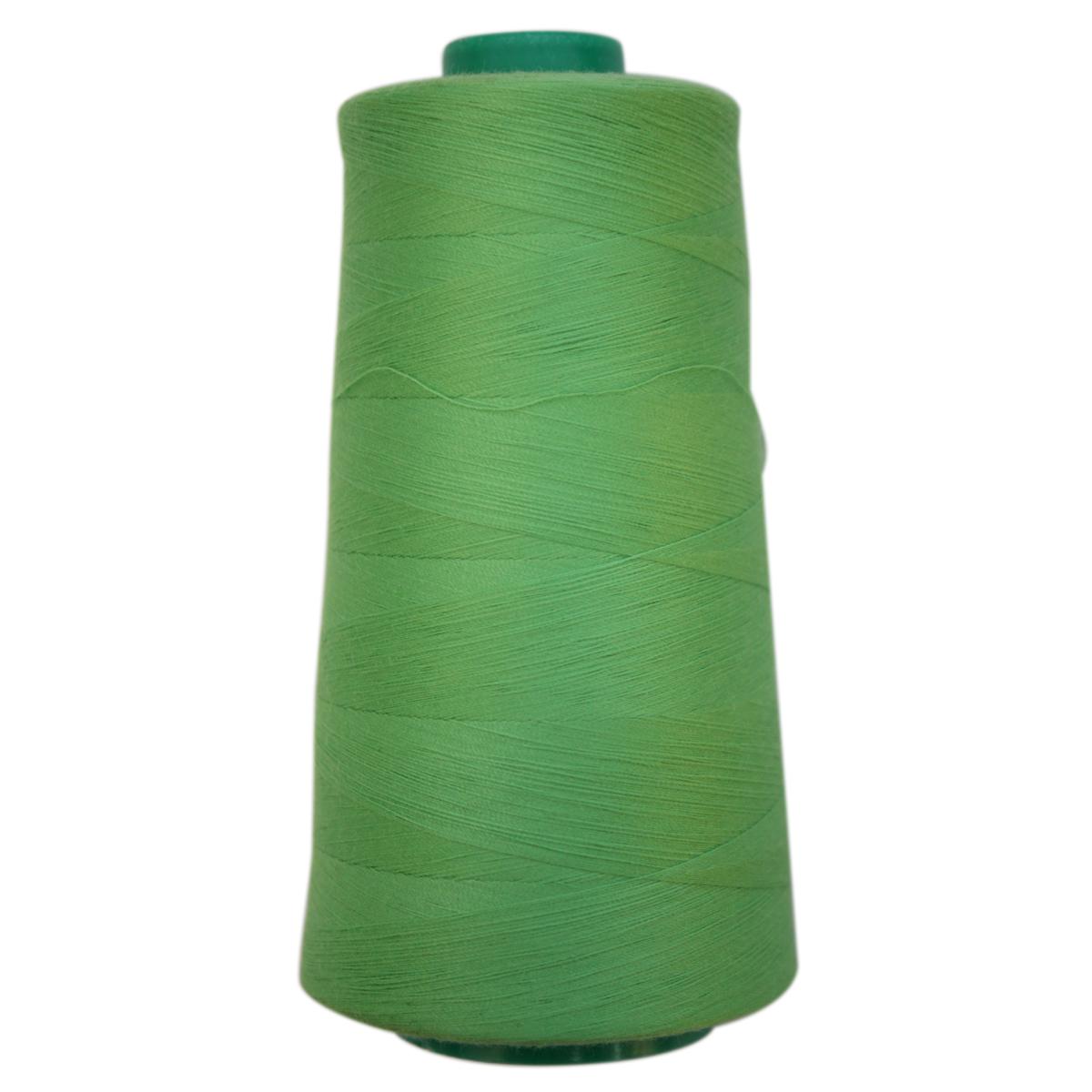 Нитки для шитья Bestex 50/2, 5000 ярд, цвет: люминесц.зеленый (131)7700936-131Сфера использования: трикотаж; ткани малого веса; оверлочные швы; отделка краев; вышивка. Размер игл №70-80