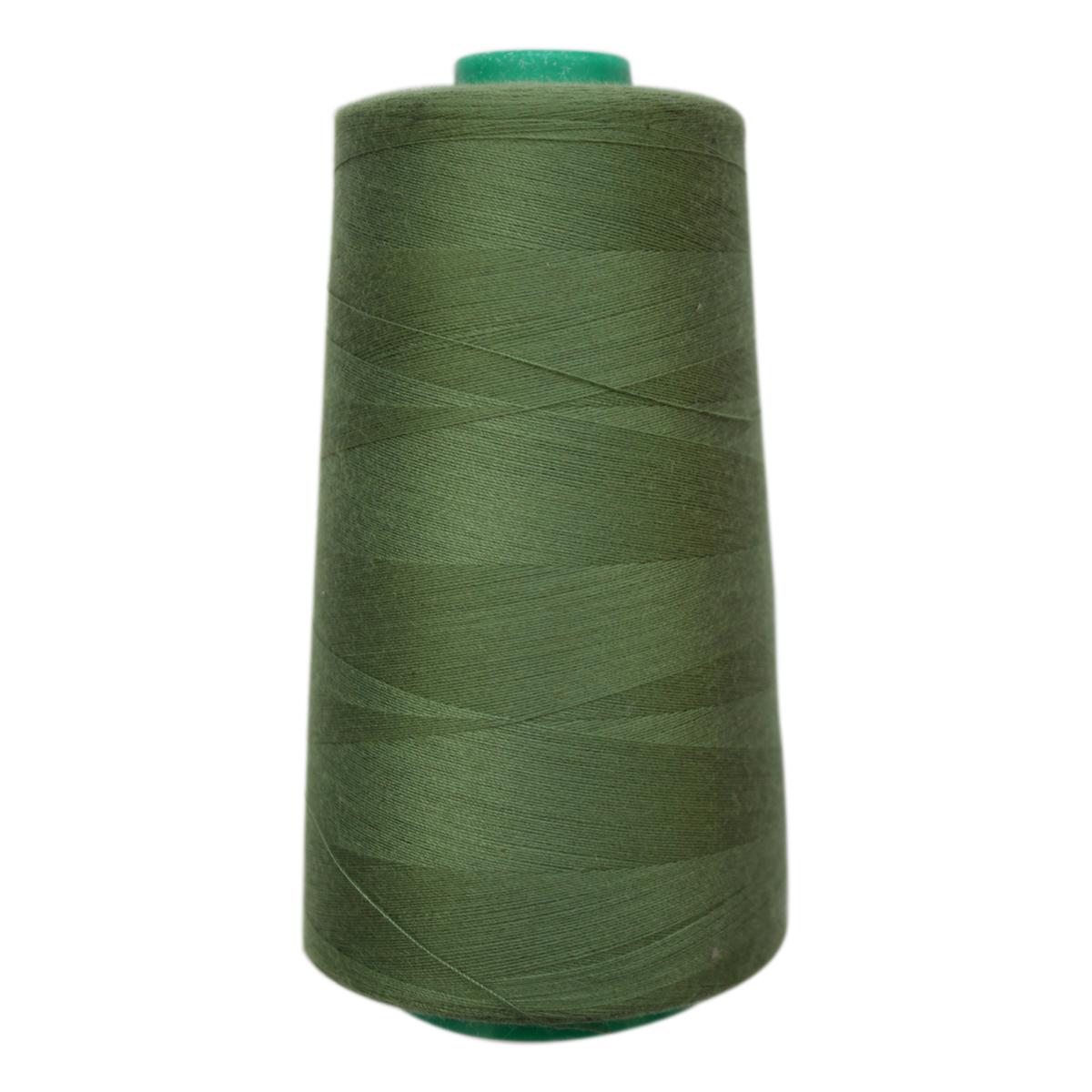 Нитки для шитья Bestex 50/2, 5000 ярд, цвет: св.болотный (134)7700936-134Сфера использования: трикотаж; ткани малого веса; оверлочные швы; отделка краев; вышивка. Размер игл №70-80