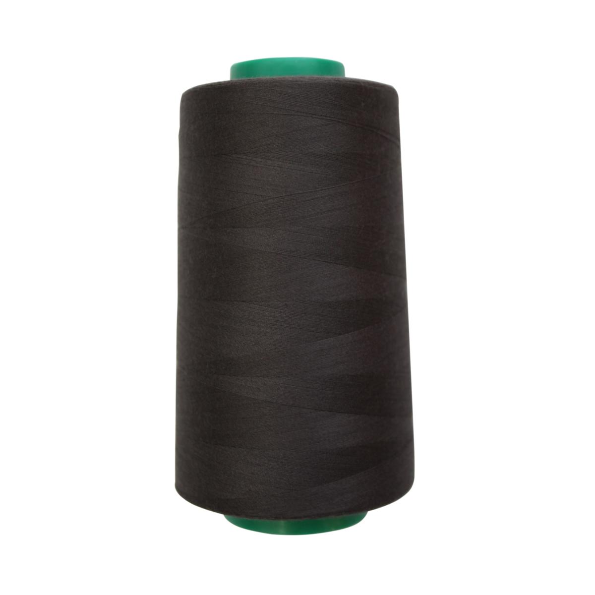 Нитки для шитья Bestex 50/2, 5000 ярд, цвет: т.сажа (180)7700936-180Сфера использования: трикотаж; ткани малого веса; оверлочные швы; отделка краев; вышивка. Размер игл №70-80
