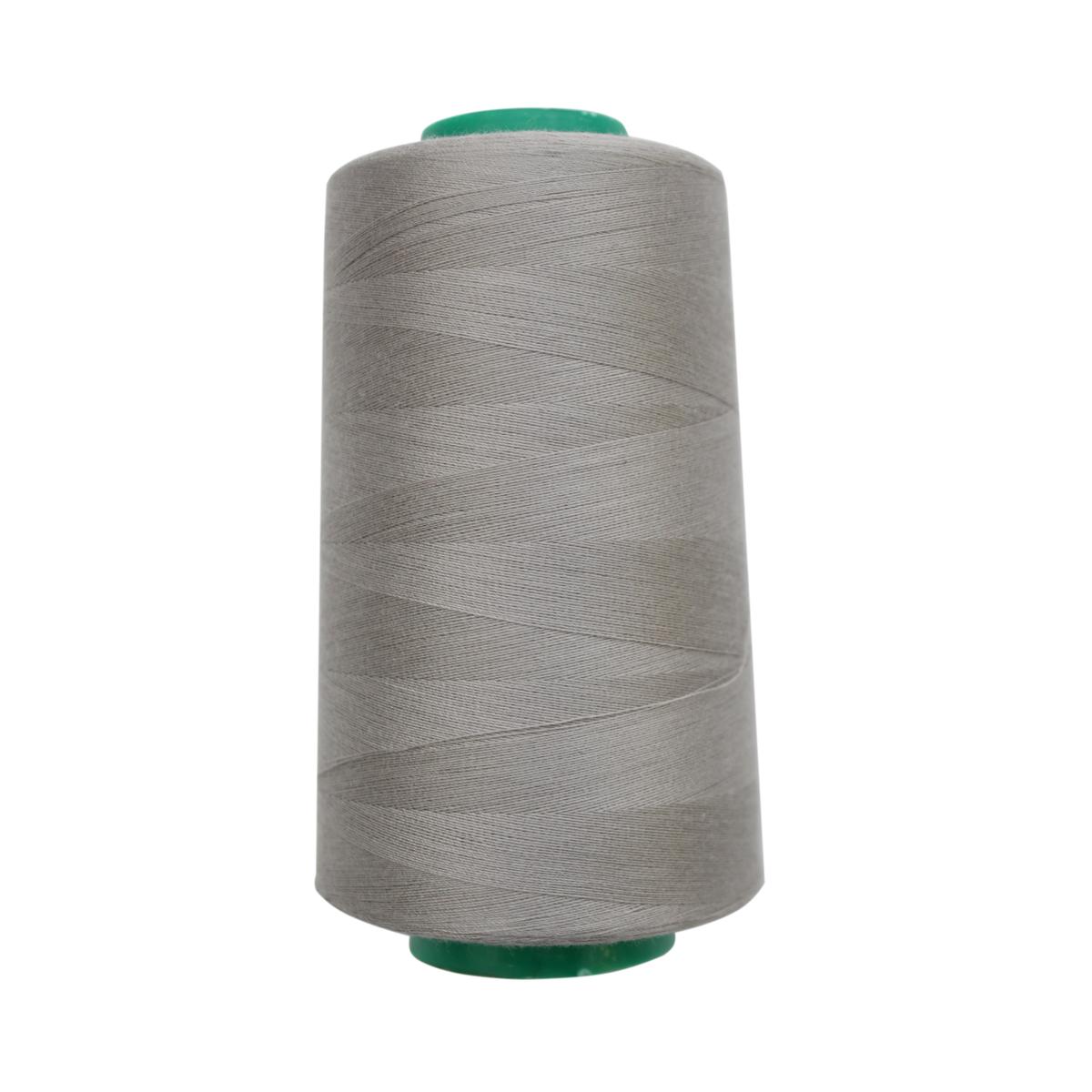 Нитки для шитья Bestex 50/2, 5000 ярд, цвет: т.серо-метал. (183)7700936-183Сфера использования: трикотаж; ткани малого веса; оверлочные швы; отделка краев; вышивка. Размер игл №70-80