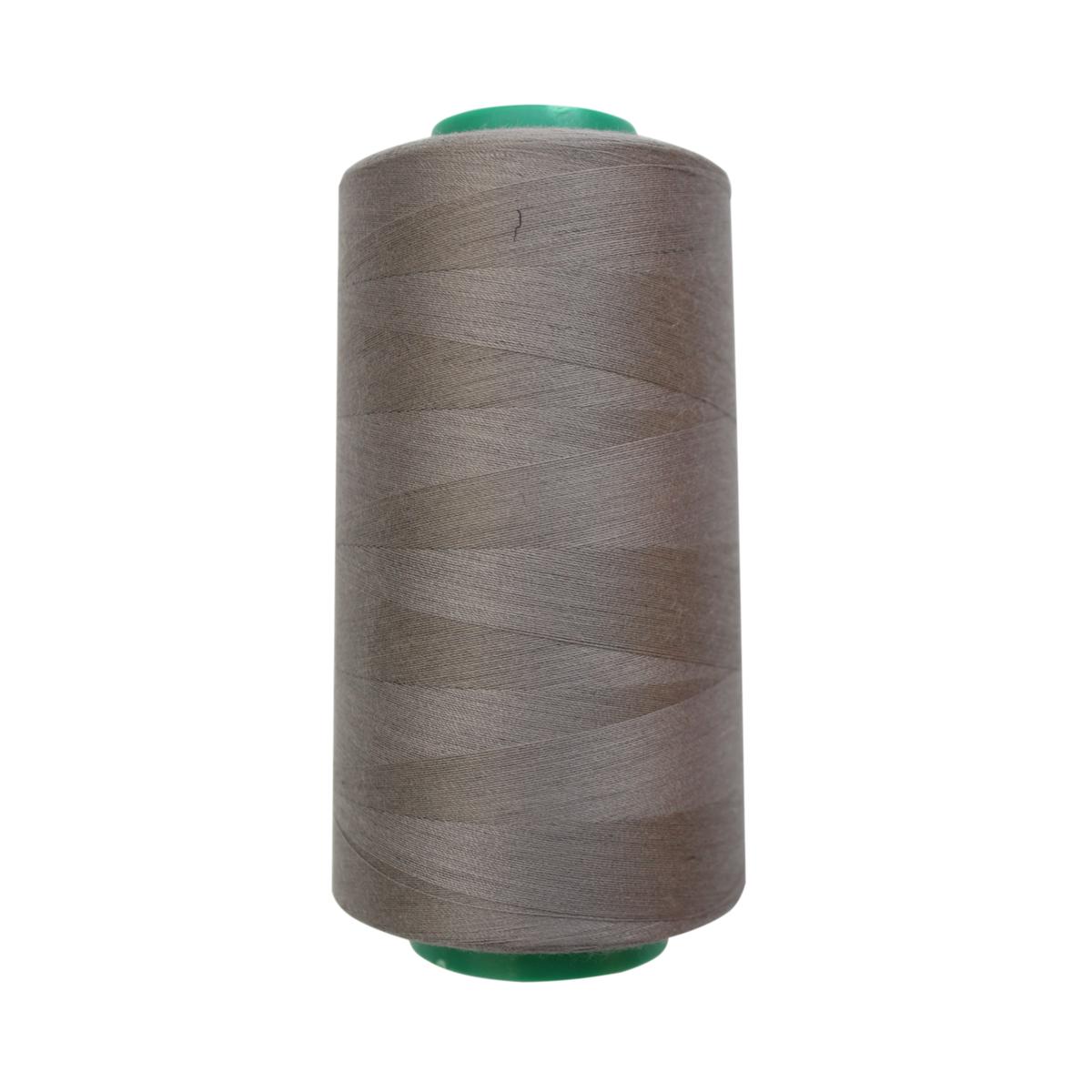 Нитки для шитья Bestex 50/2, 5000 ярд, цвет: т.т.серо-метал. (185)7700936-185Сфера использования: трикотаж; ткани малого веса; оверлочные швы; отделка краев; вышивка. Размер игл №70-80