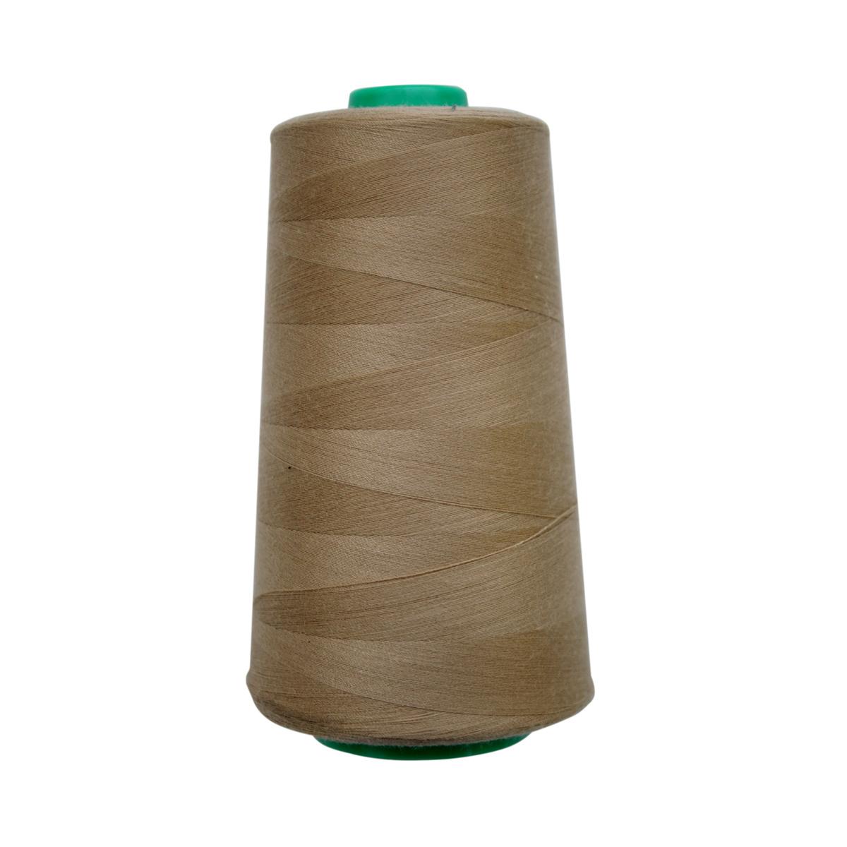 Нитки для шитья Bestex 50/2, 5000 ярд, цвет: т.пастельно-болотный (258)7700936-258Сфера использования: трикотаж; ткани малого веса; оверлочные швы; отделка краев; вышивка. Размер игл №70-80