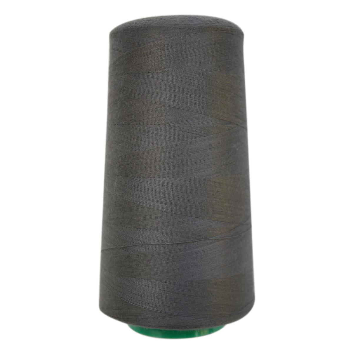Нитки для шитья Bestex 50/2, 5000 ярд, цвет: сажа (272)7700936-272Сфера использования: трикотаж; ткани малого веса; оверлочные швы; отделка краев; вышивка. Размер игл №70-80
