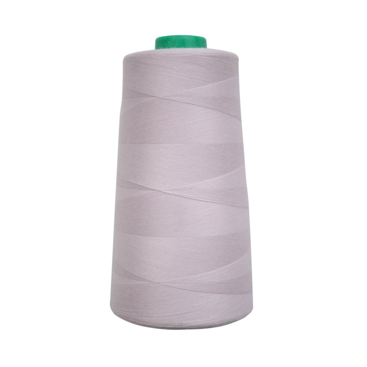 Нитки для шитья Bestex 50/2, 5000 ярд, цвет: св.пастельно-сиреневый (278)7700936-278Сфера использования: трикотаж; ткани малого веса; оверлочные швы; отделка краев; вышивка. Размер игл №70-80