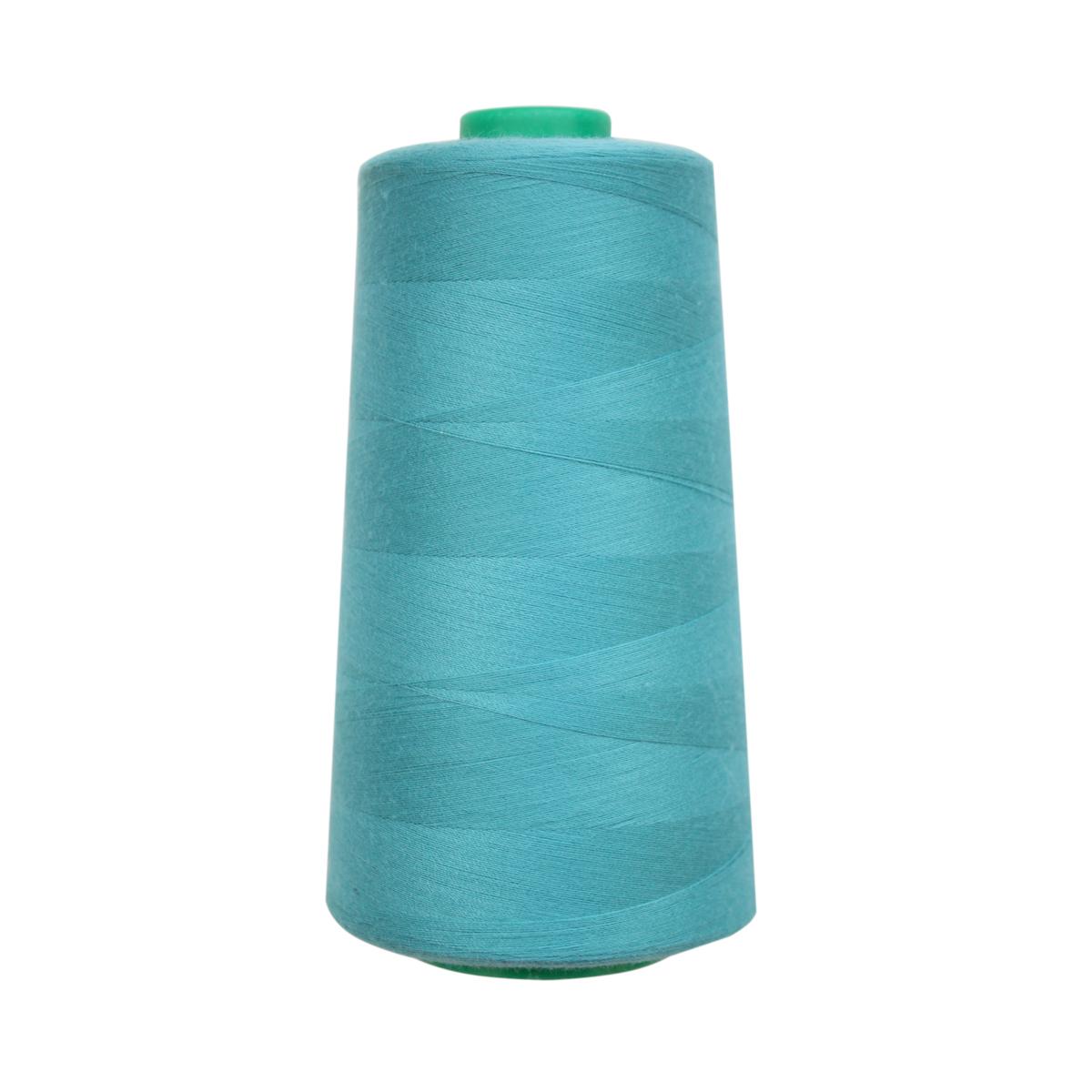 Нитки для шитья Bestex 50/2, 5000 ярд, цвет: морская.волна (364)7700936-364Сфера использования: трикотаж; ткани малого веса; оверлочные швы; отделка краев; вышивка. Размер игл №70-80