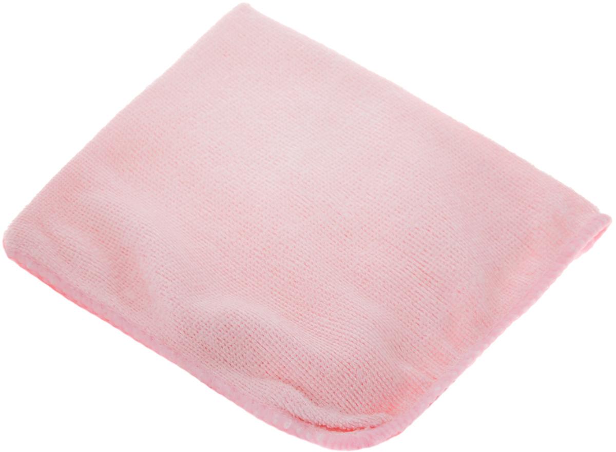 Салфетка для уборки Home Queen, цвет: розовый, 30 х 30 см50304_розовыйСалфетка Home Queen, изготовленная из полиамида и полиэфира, предназначена для очищения загрязнений на любых поверхностях. Изделие обладает высокой износоустойчивостью и рассчитано на многократное использование, легко моется в теплой воде с мягкими чистящими средствами. Супервпитывающая салфетка не оставляет разводов и ворсинок, идеальна для стеклянных и блестящих поверхностей, удаляет большинство жирных и маслянистых загрязнений без использования химических средств. Не царапает поверхность и впитывает гораздо больше воды, чем обычная ткань. Подходит для сухой и влажной уборки. Материал: 30% полиамид, 70% полиэфир.