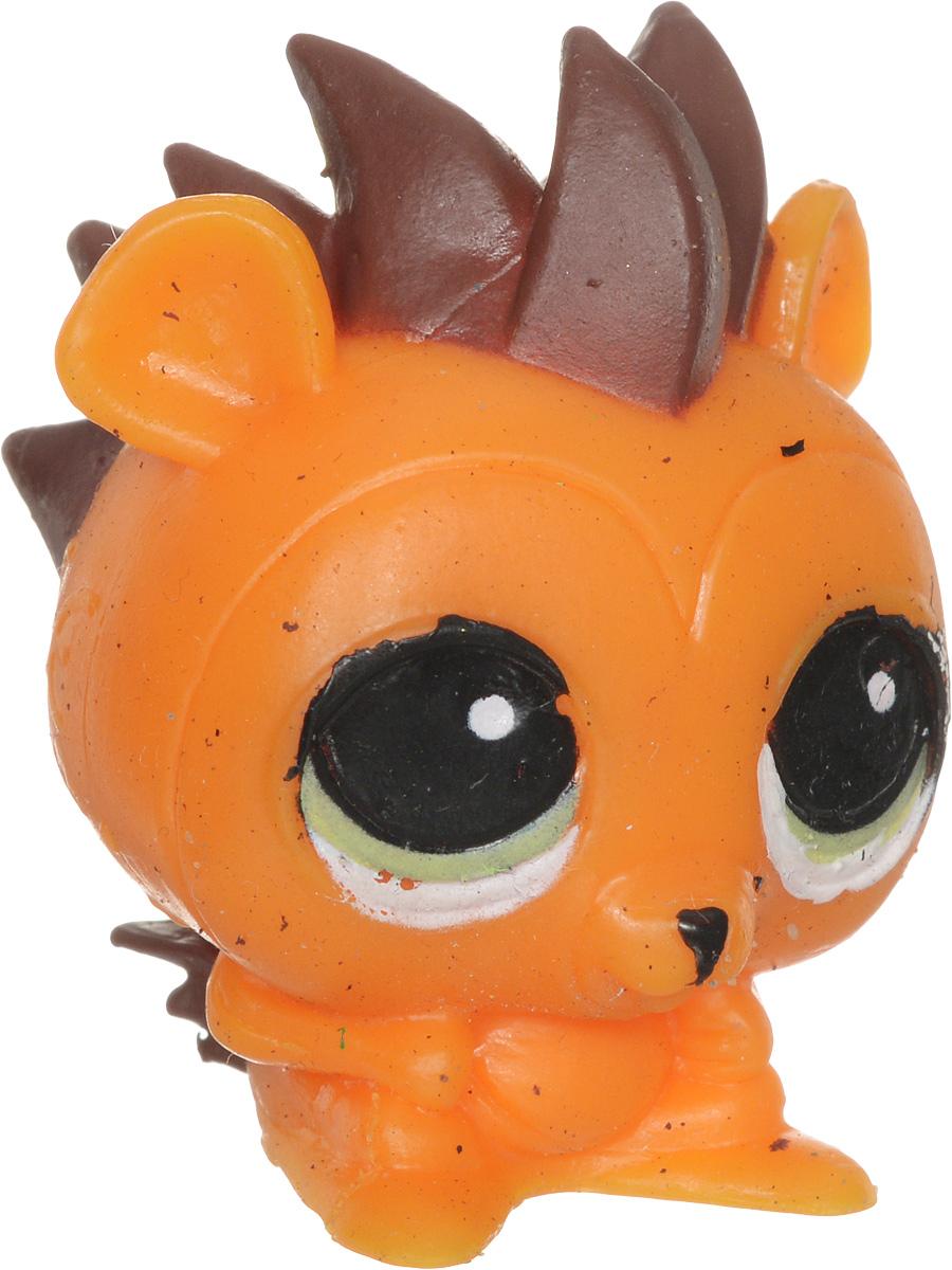 Littlest Pet Shop Фигурка-мялка цвет оранжевый52041-0000012-01Фигурка-мялка Littlest Pet Shop непременно понравится вашему малышу! Фигурка выполнена в виде забавной зверушки - героя мультфильма Littlest Pet Shop. Игрушка выполнена из безопасного полимерного материала, благодаря чему ее можно сжимать, крутить, кидать - а она всегда будет возвращаться в первоначальный вид. Фигурка-мялка Littlest Pet Shop способствует развитию мелкой моторики пальцев рук, развивает творческое мышление, укрепляет кистевые мышцы рук, создает позитивный эмоциональный фон и является замечательной антистрессовой игрушкой. Порадуйте своего ребенка таким замечательным подарком!