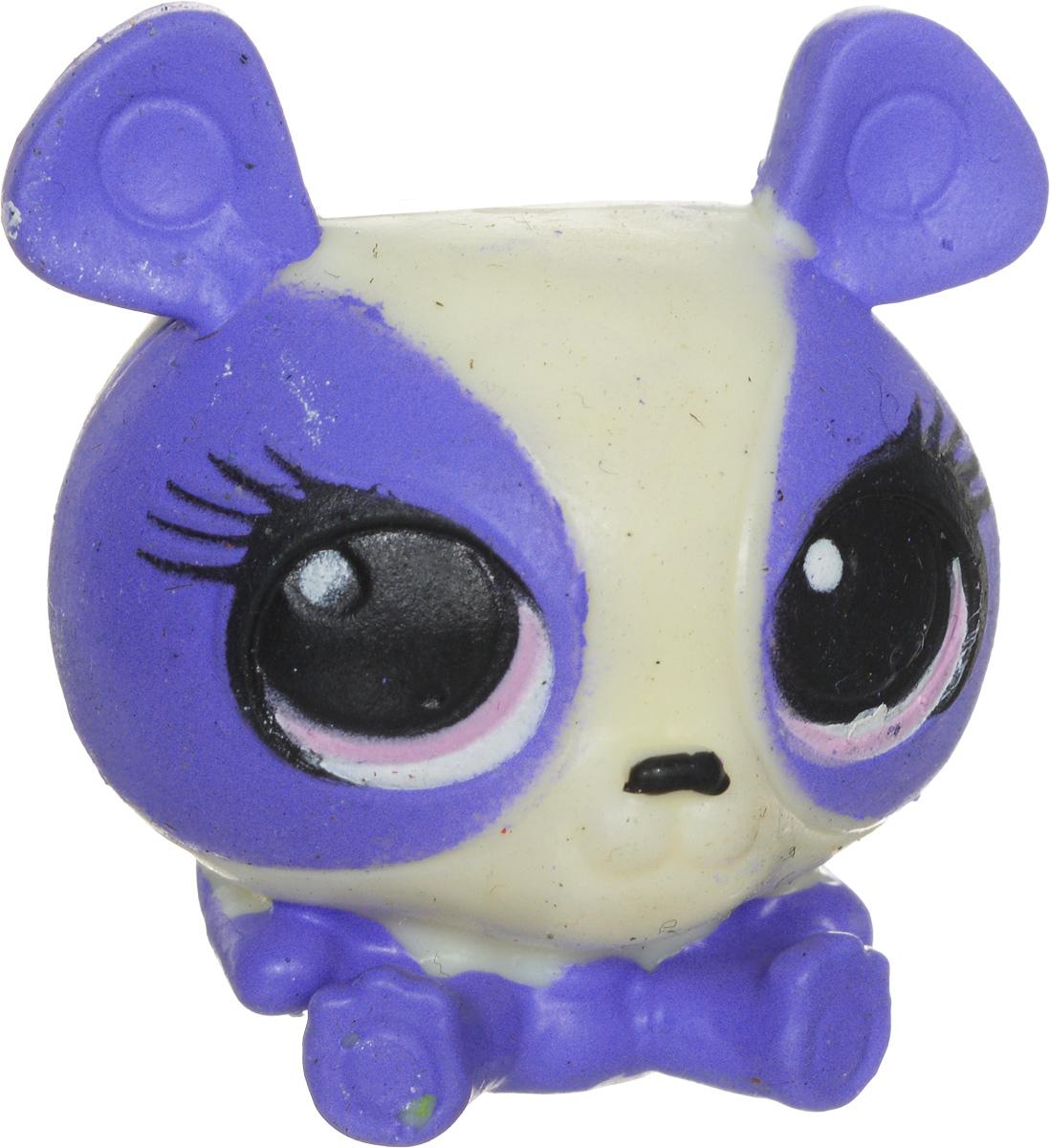 Littlest Pet Shop Фигурка-мялка цвет фиолетовый белый1134405_фиолетовый, белыйФигурка-мялка Littlest Pet Shop непременно понравится вашему ребенку! Фигурка выполнена в виде забавной зверушки - героя мультфильма Littlest Pet Shop. Игрушка выполнена из безопасного полимерного материала, благодаря чему ее можно сжимать, крутить, кидать - а она всегда будет возвращаться в первоначальный вид. Фигурка-мялка Littlest Pet Shop способствует развитию мелкой моторики пальцев рук, развивает творческое мышление, укрепляет кистевые мышцы рук, создает позитивный эмоциональный фон и является замечательной антистрессовой игрушкой. Порадуйте свое чадо таким замечательным подарком!
