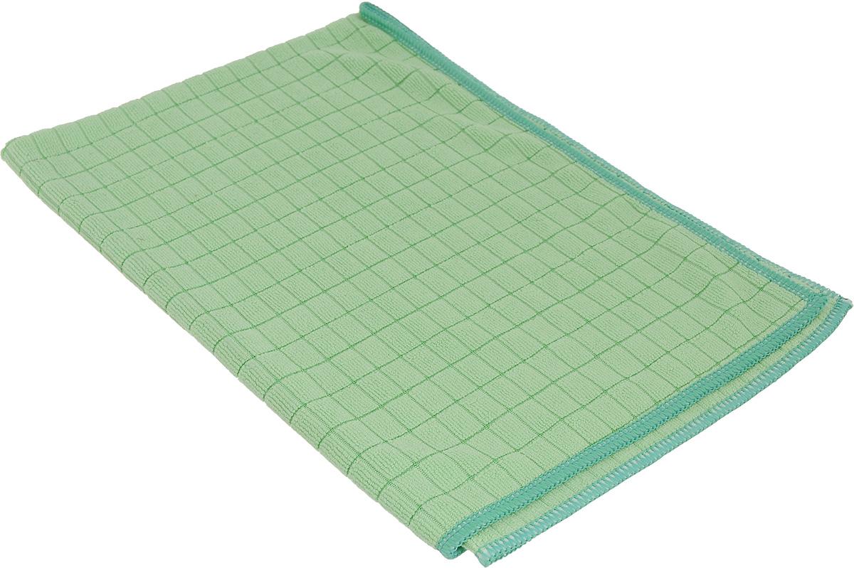 Тряпка для пола Arix, из микрофибры, цвет: салатовый, 40 х 60 см. AR28484AR28484_салатовыйТряпка для пола Arix изготовлена из микрофибры. Тончайшие волокна, из которых она состоит, глубоко очищают без моющих средств, удаляя и задерживая грязь, жир, смазку, проникая в самые труднодоступные места. Чистит быстро, эффективно, экономит ваши средства! Мягкая, прочная, легко прополаскивается в воде, можно использовать вместе с любой щеткой. Подходит для всех типов полов. Можно стирать при 60°С. Состав: 80% полиэстер, 20% полиамид.